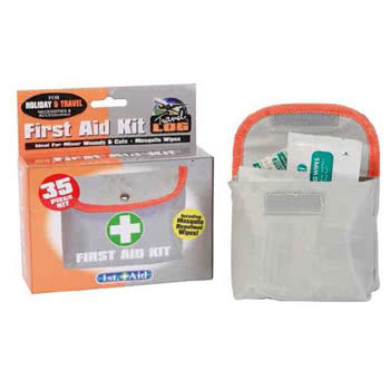 FESTIVAL FIRST AID KIT (35 PIECES)