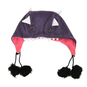 Cupcake Cult Dino Hat (Purple)