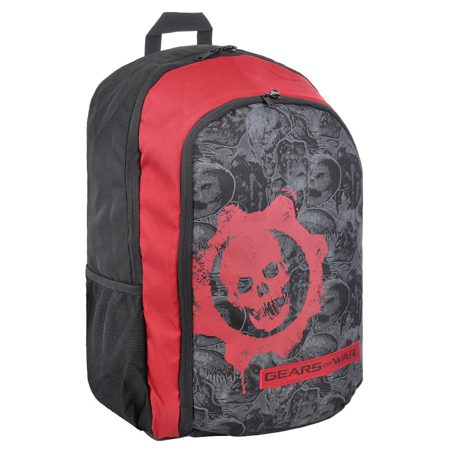Gears Of War Crimson Omen Backpack (Black)