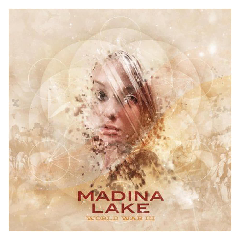 Madina Lake World War III CD