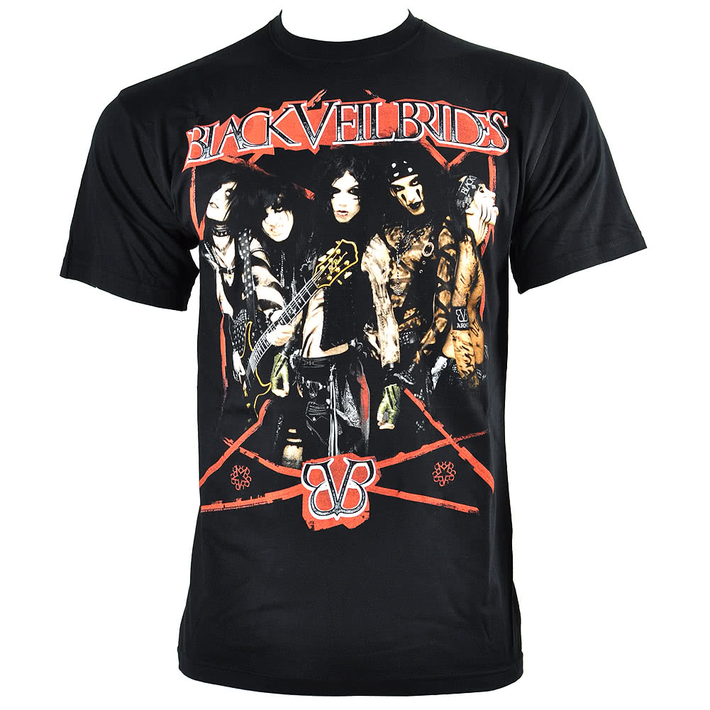 Black Veil Brides Do It T Shirt (Black)