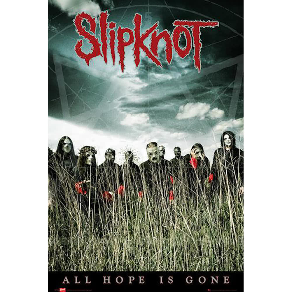 Slipknot All Hope Poster