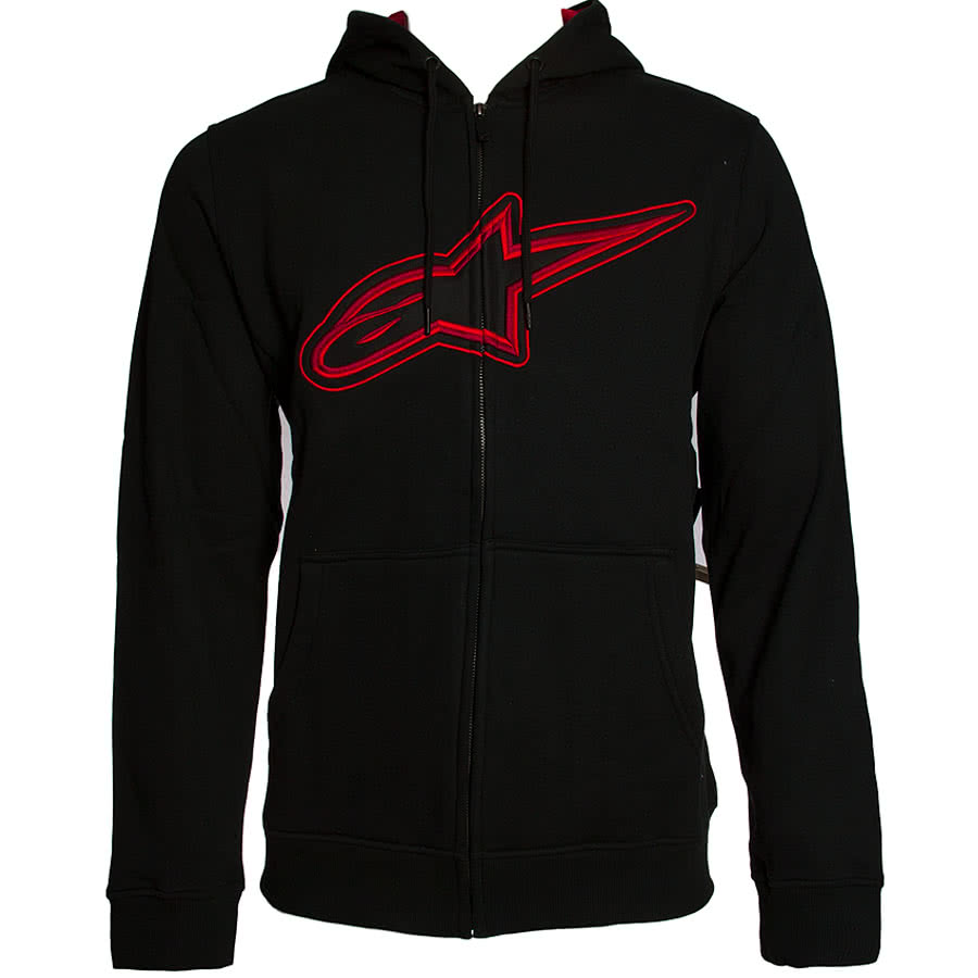 Alpinestars Destroyer Hoodie (Black)