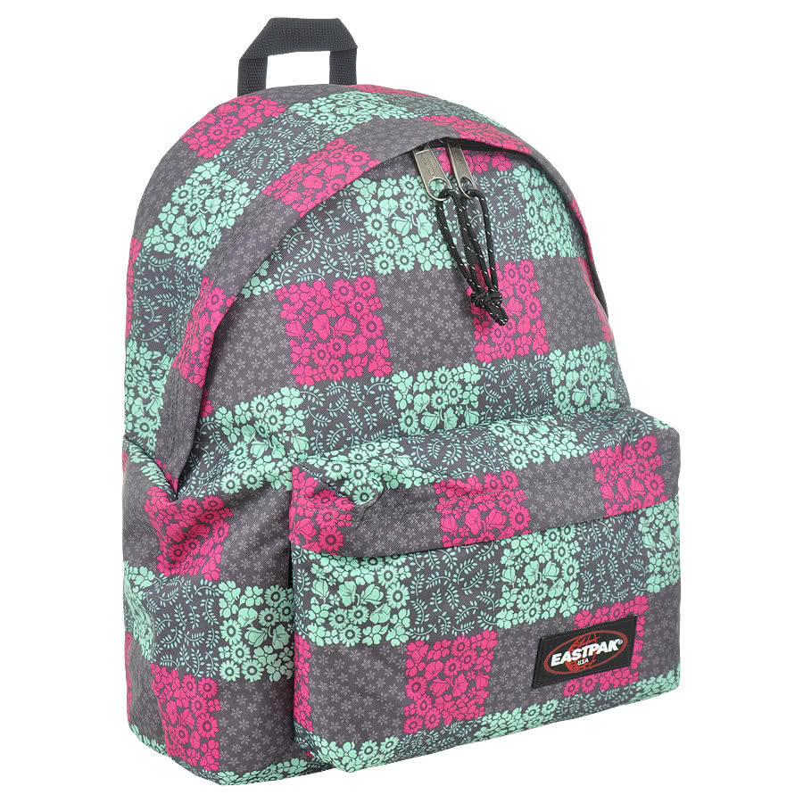 Eastpak Pak'r Boxed Blossom Backpack (Multi-Coloured)