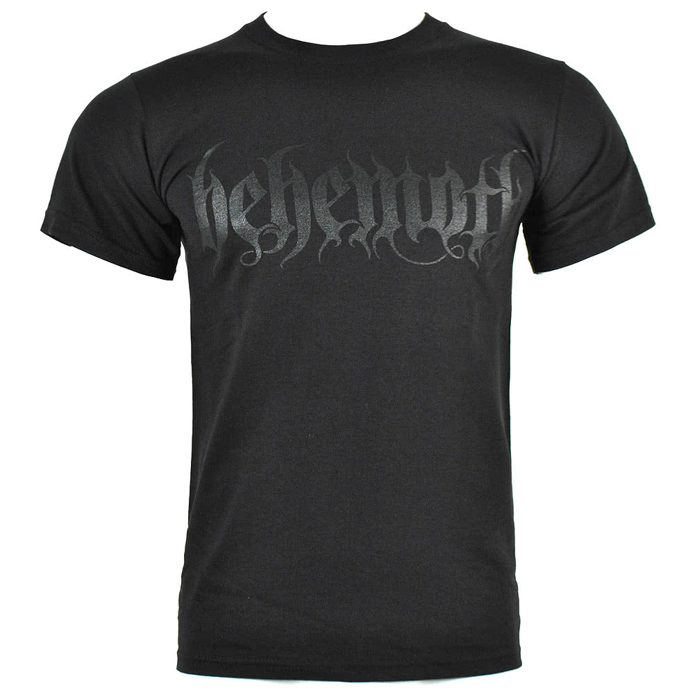 Behemoth Logo T Shirt (Black)
