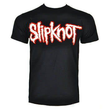 Slipknot Barcode T Shirt (Black)