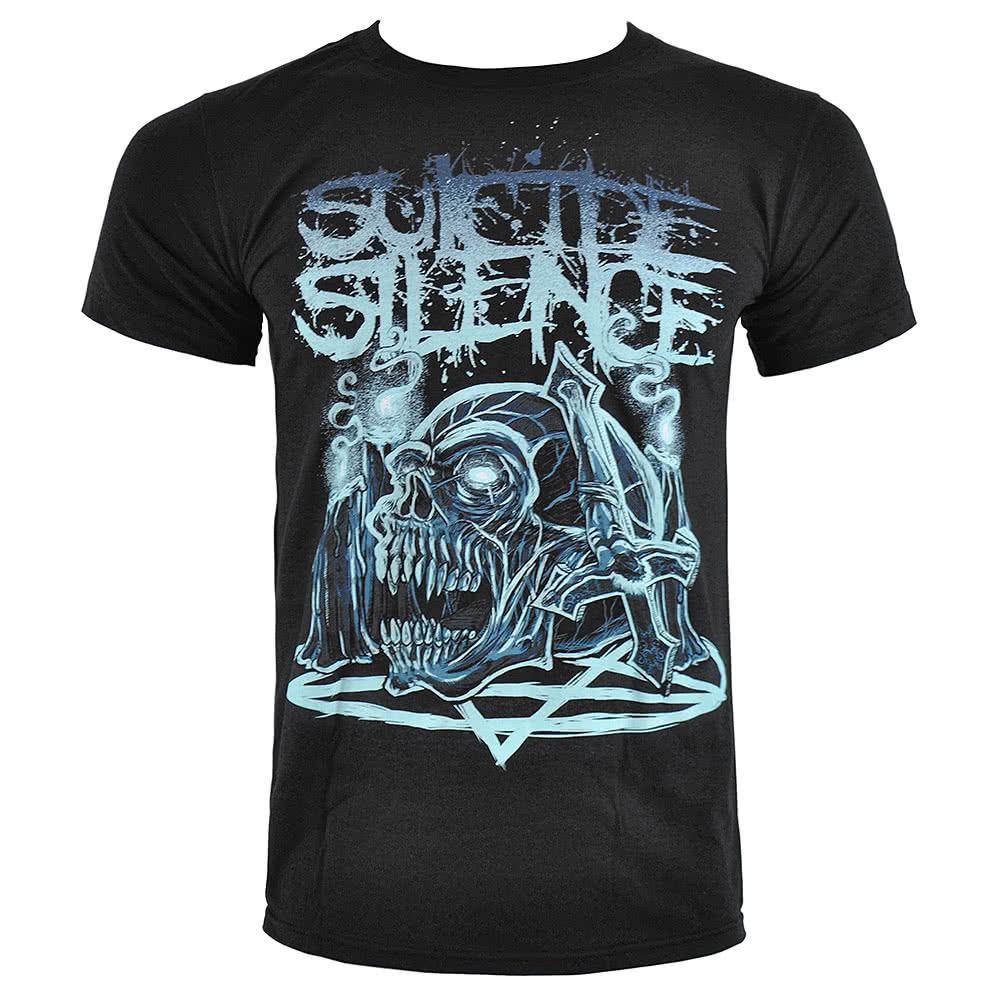 Suicide Silence The Ritual T Shirt (Black)