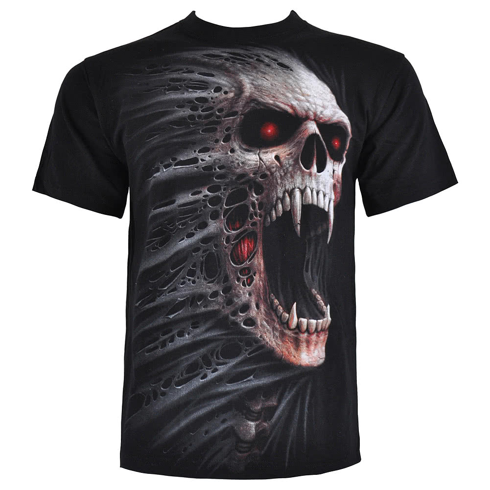 Spiral Direct Cast Out T Shirt (Black)