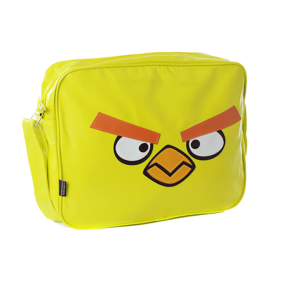 Angry Birds Yellow Shoulder Bag 75