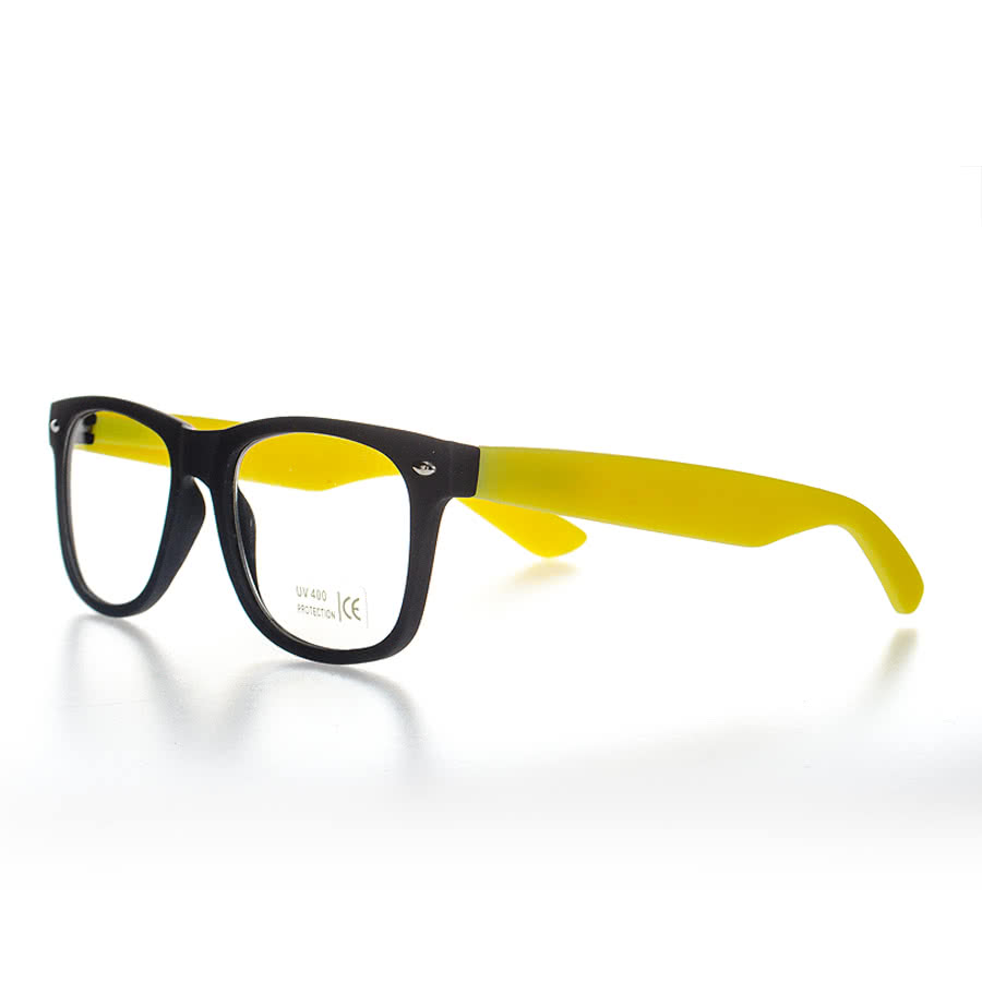"New Accessories: ""Geek"" Glasses"