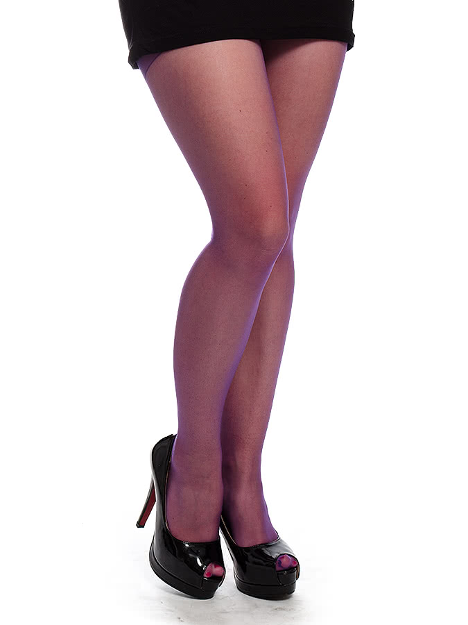 Blue Banana Tights (Purple)