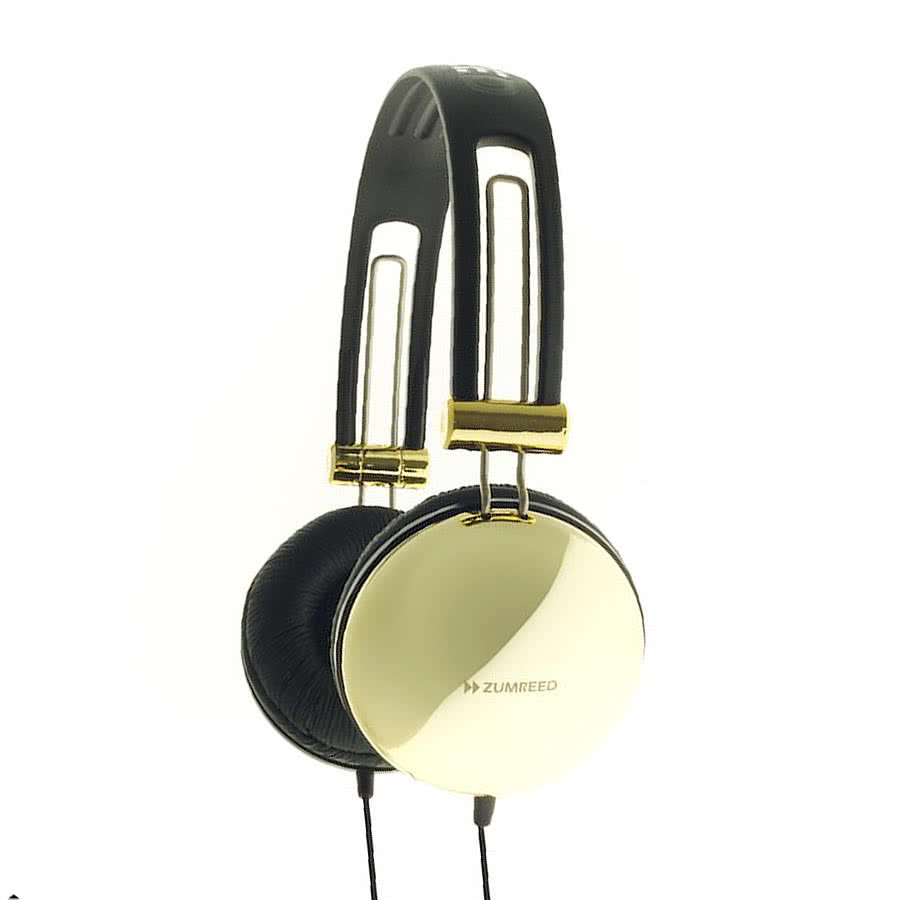 Zumreed Mirror Headphones ZHP-005 (Gold)