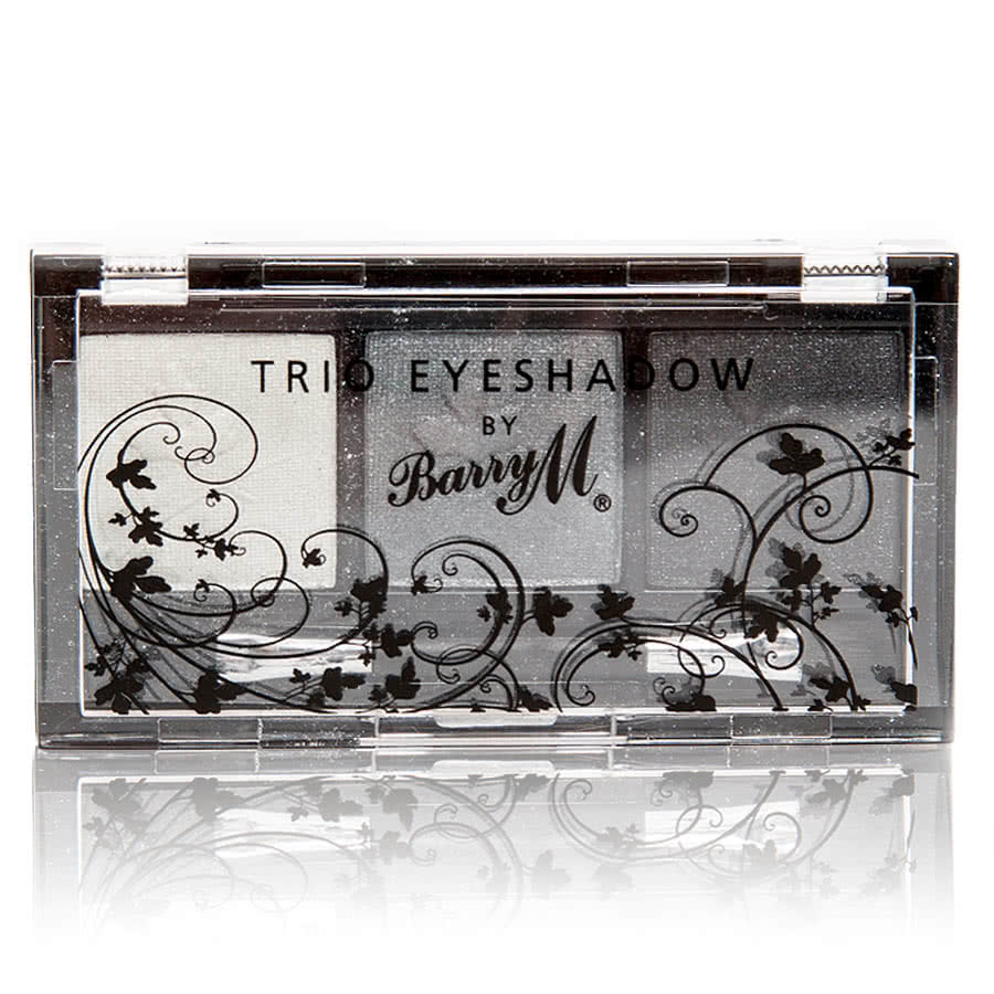 Barry M Trio Eyeshadow (Black)