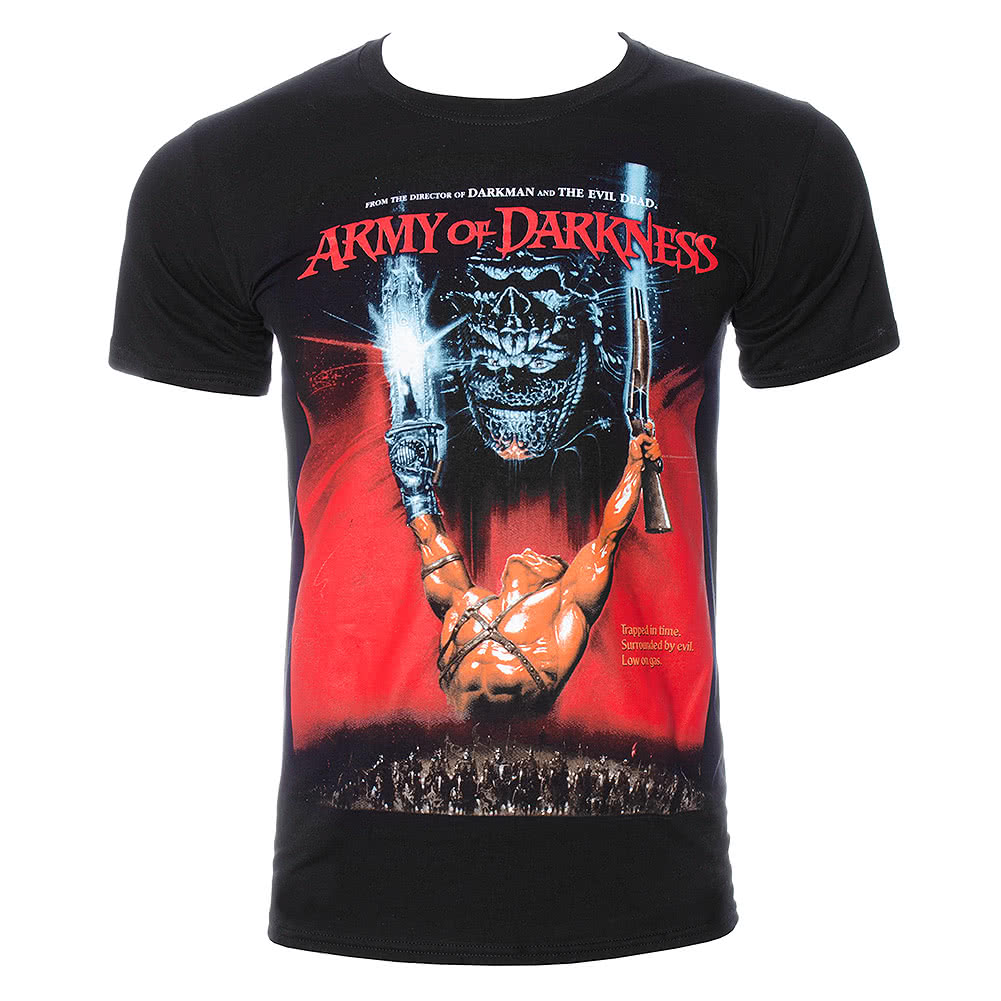 Army of Darkness T Shirt (Black)