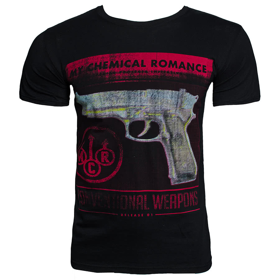 My Chemical Romance Volume 1 T Shirt (Black)