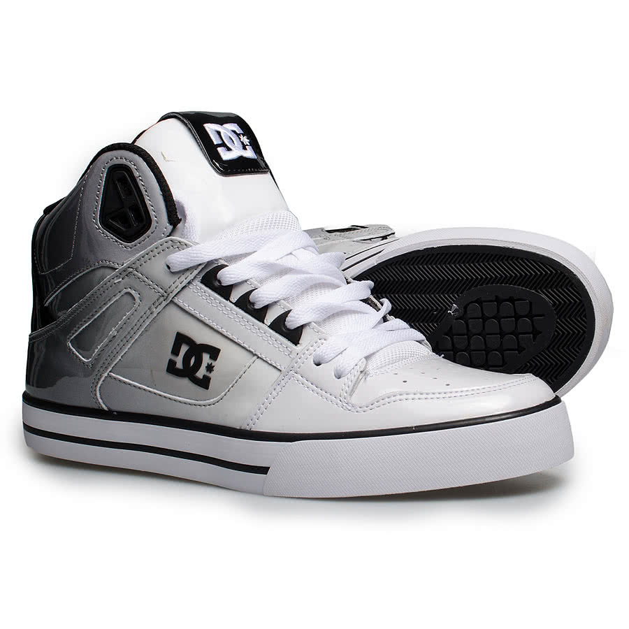 DC Shoes Spartan HI WC Boots (White)