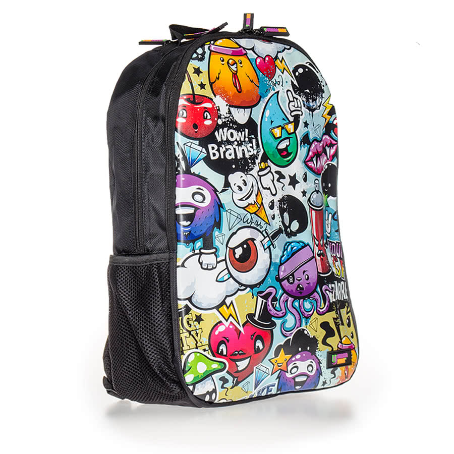 Urban Junk Urban Junky Backpack (Multi/Black)