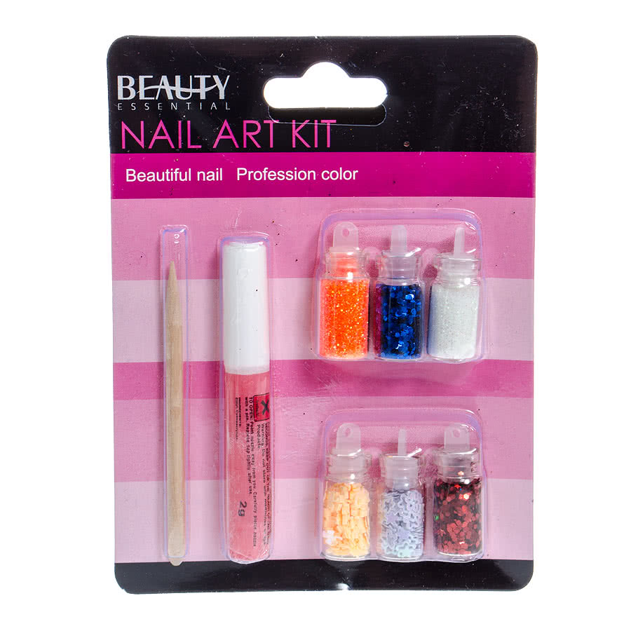 Blue Banana Beauty Essential Nail Art Kit