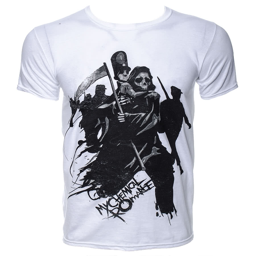 My Chemical Romance Exodus T Shirt (White)