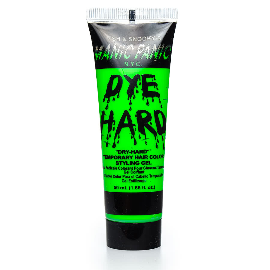 Manic Panic Dye Hard Colour Styling Gel (Electric Lizard)