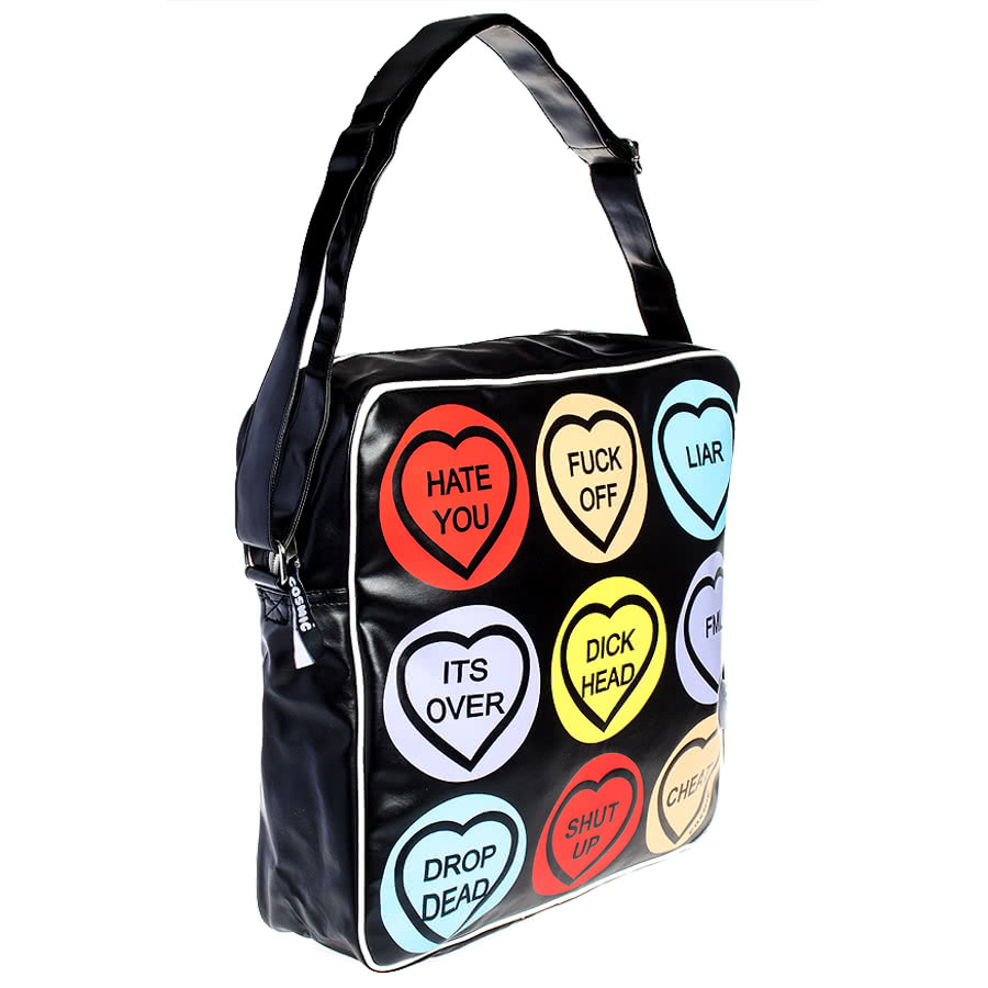 Cosmic Hate Sweets Bag (Black)