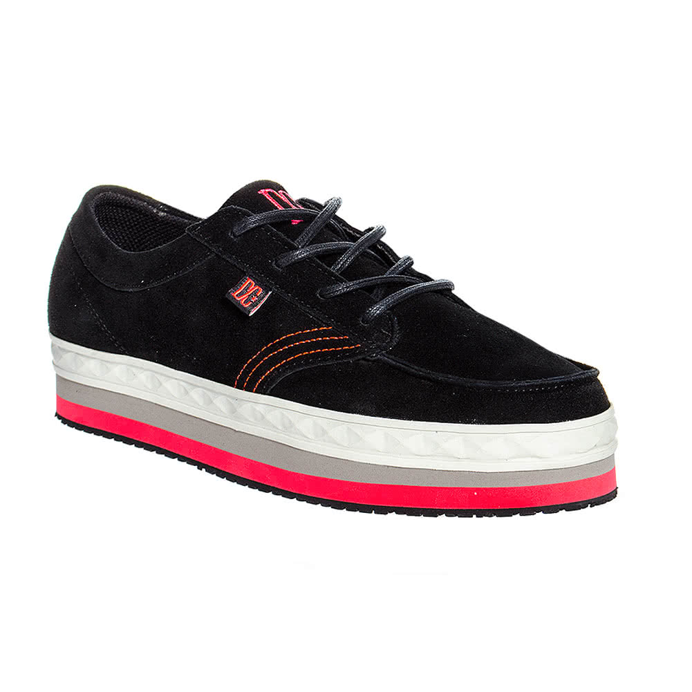 DC Shoes Creeper Trainers (Black)
