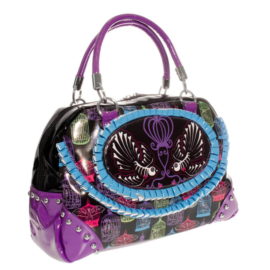 Too Fast Birdcage Bag (MultiColoured)