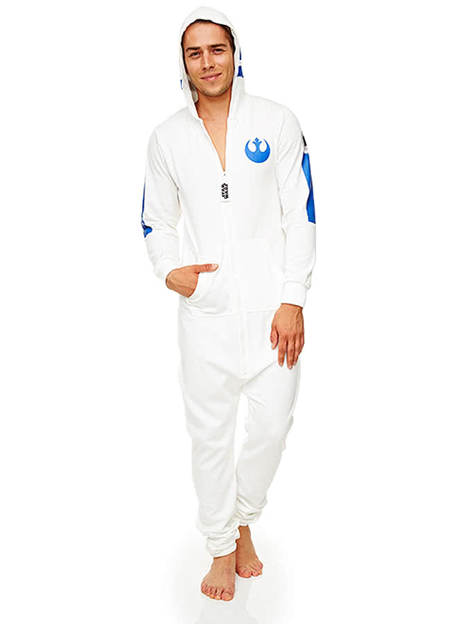Star Wars R2D2 Onesie (White)