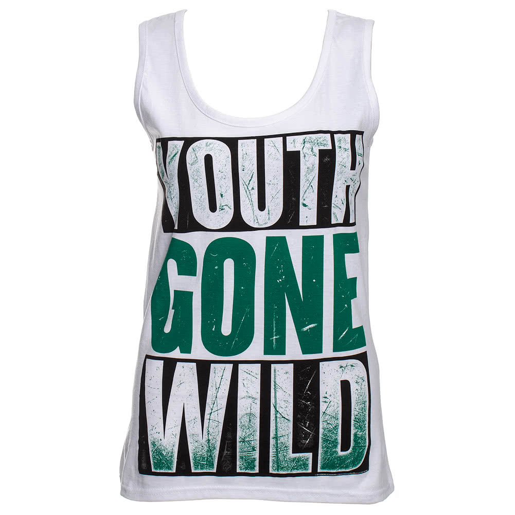 Asking Alexandria Youth Gone Wild Vest (White)