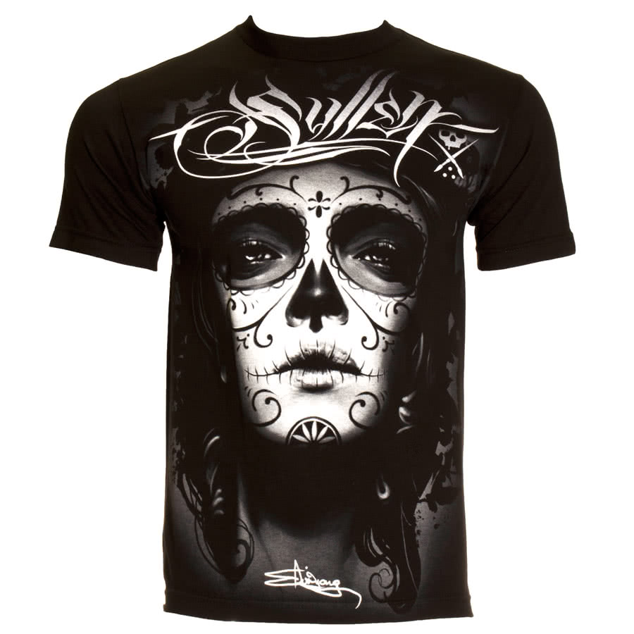 Sullen My Love T Shirt (Black)