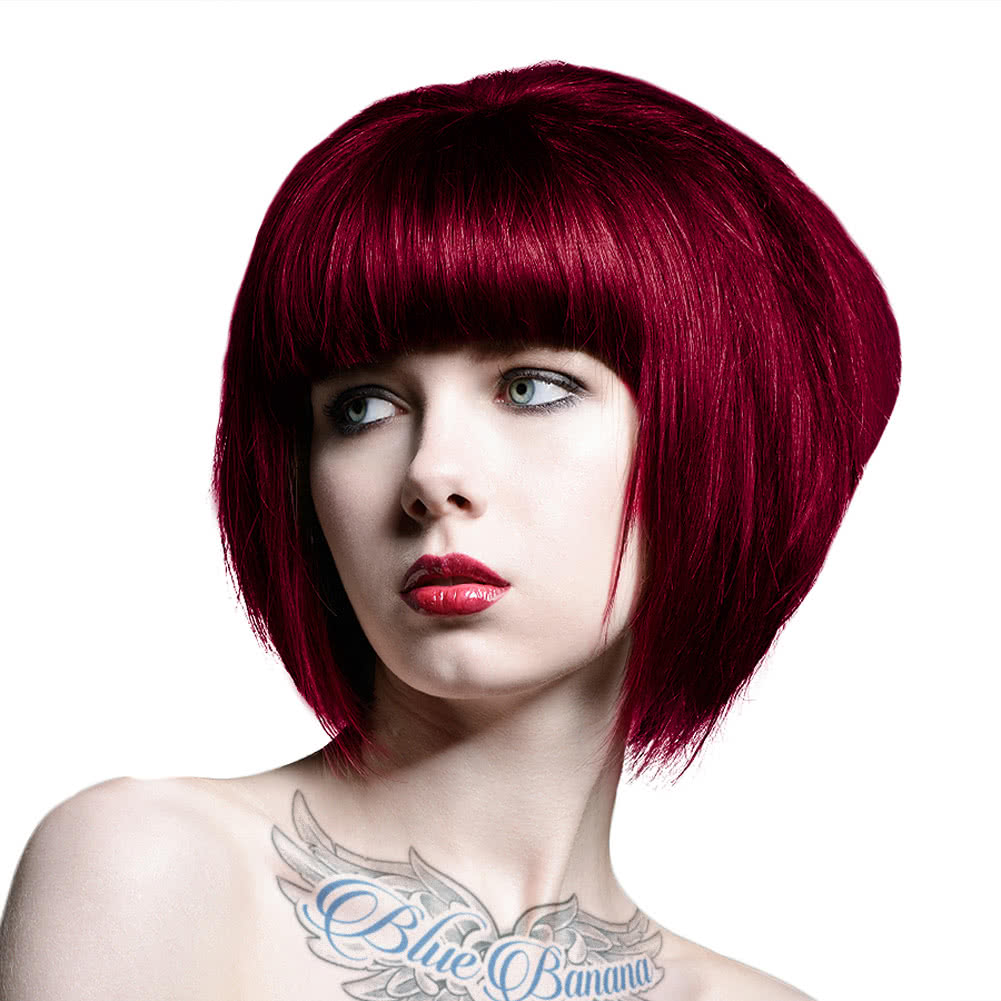 Splat Crimson Obsession Long Lasting Red Colour Hair Dye