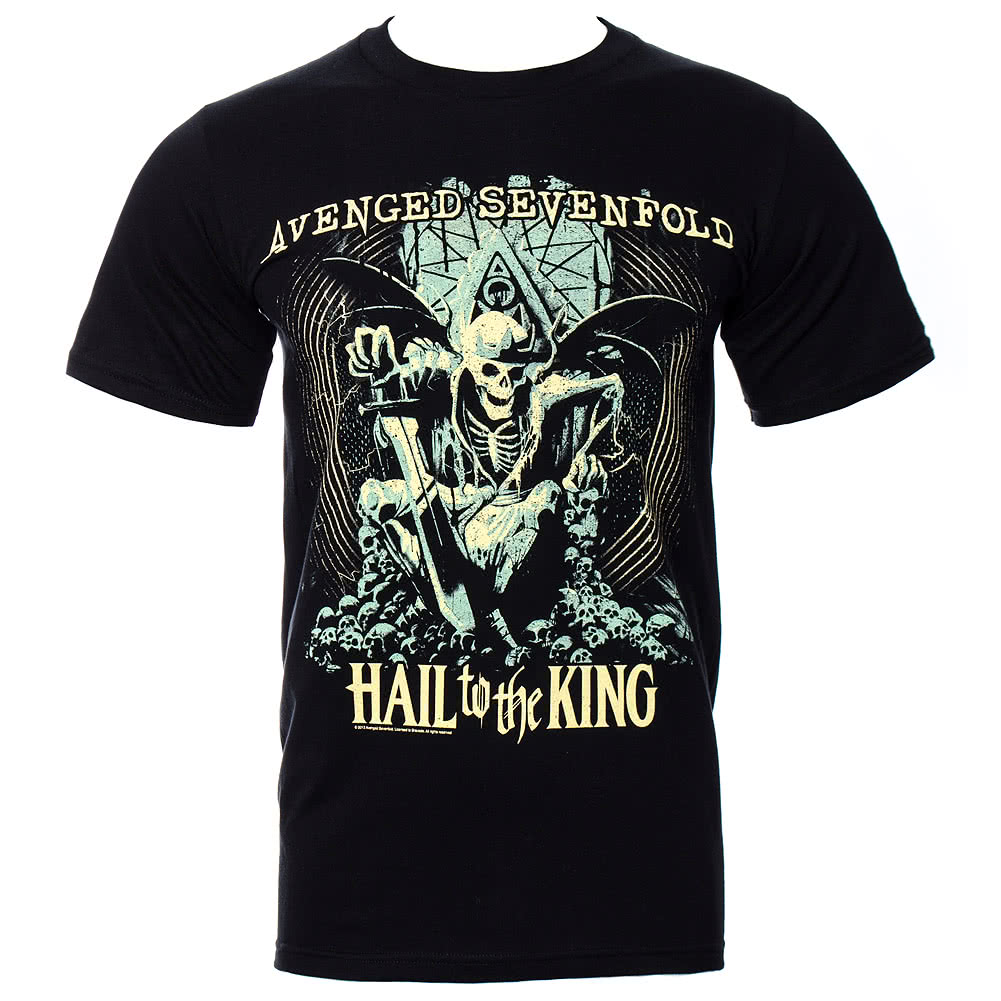 Avenged Sevenfold En Vie T Shirt (Black)