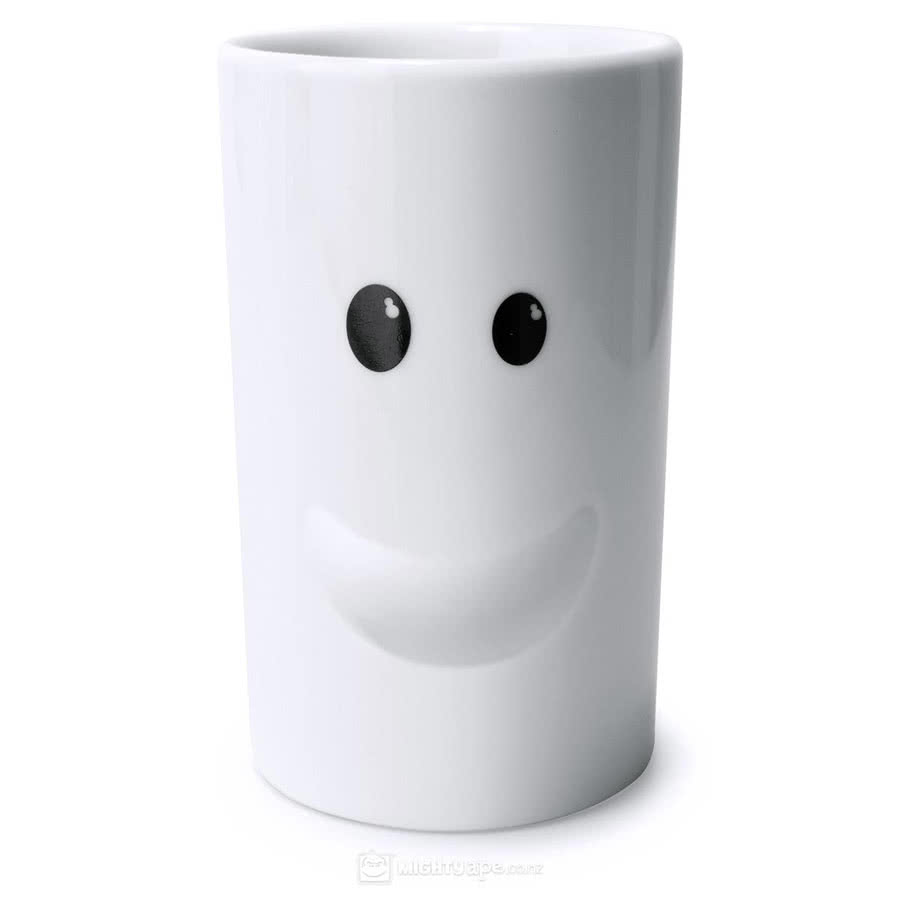 Two Heads Are Better Than One Happy As Larry Mood Mug