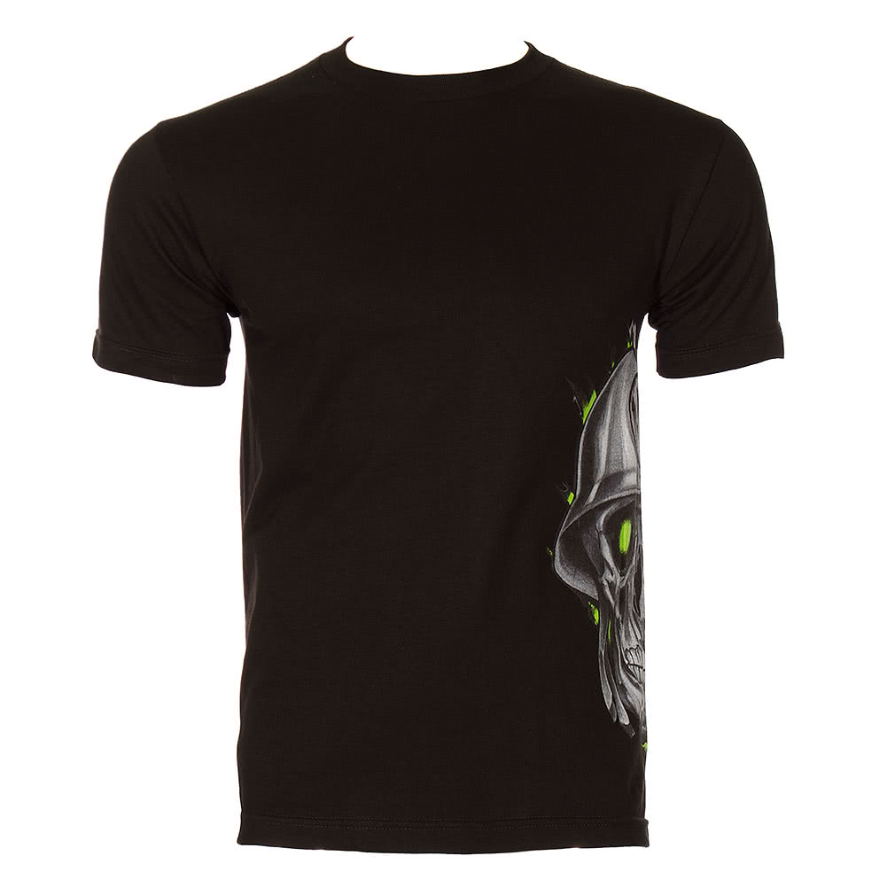 Metal Mulisha Flicker T Shirt (Black)