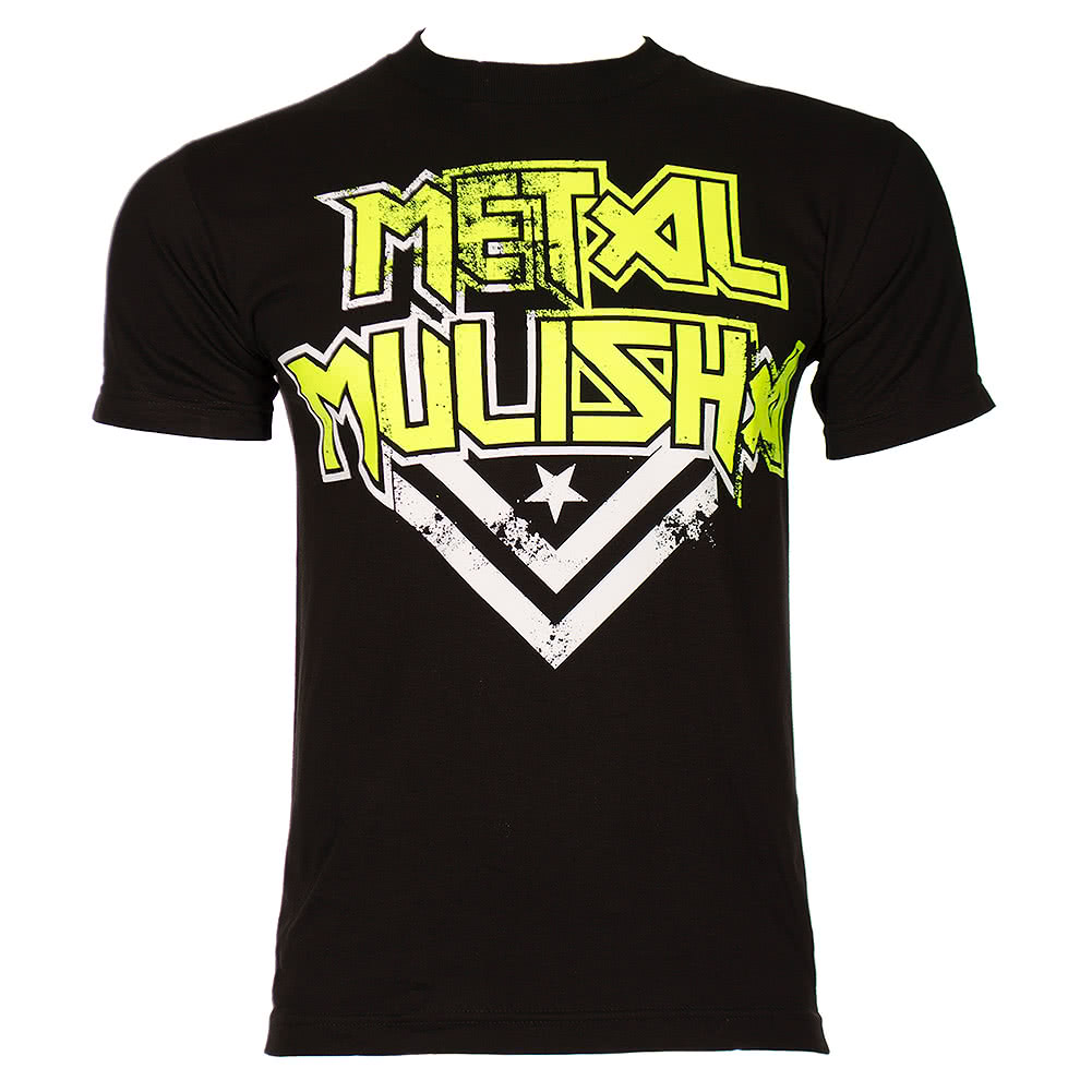 Metal Mulisha Seep T Shirt (Black)