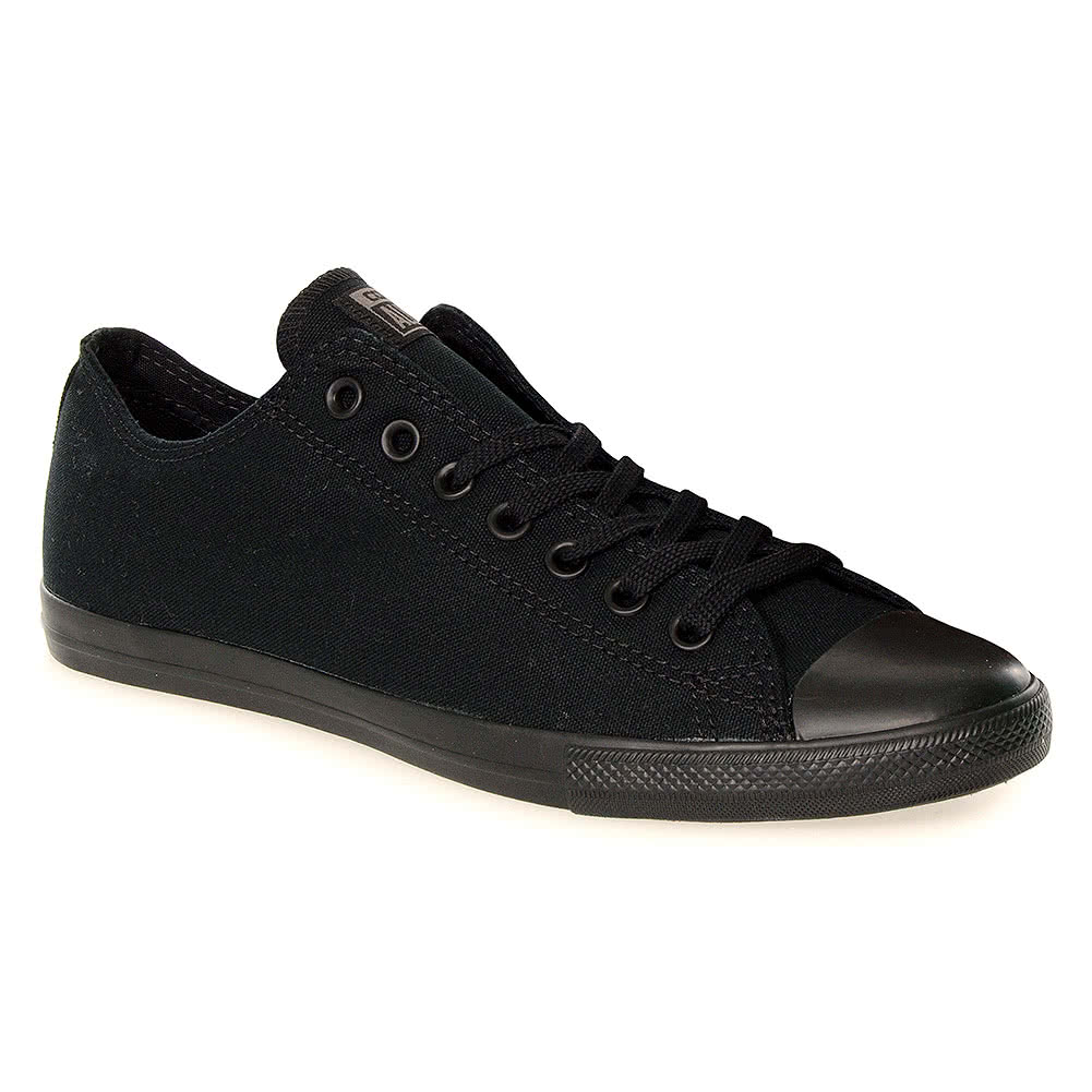 Converse Lean Shoes (Mono Black)