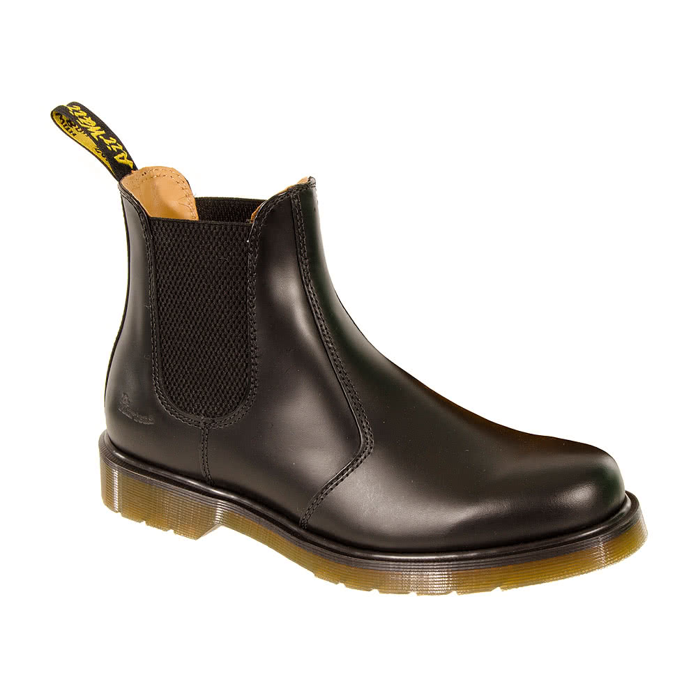 Dr Martens Chelsea Smooth Boots (Black)