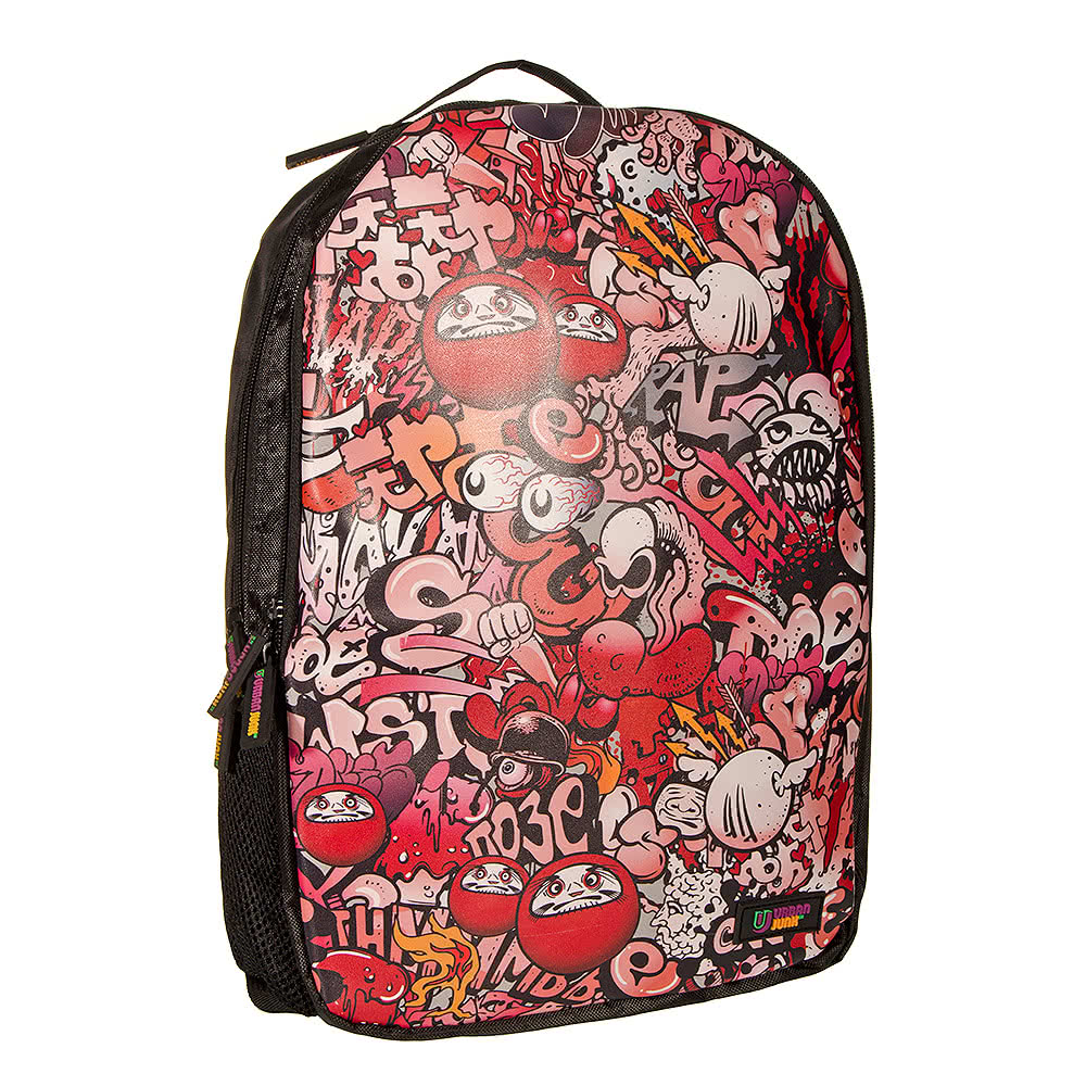 Urban Junk Manic Backpack (Red)