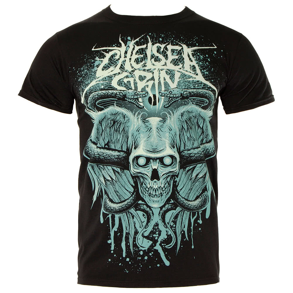 Chelsea Grin Poison T Shirt (Black)