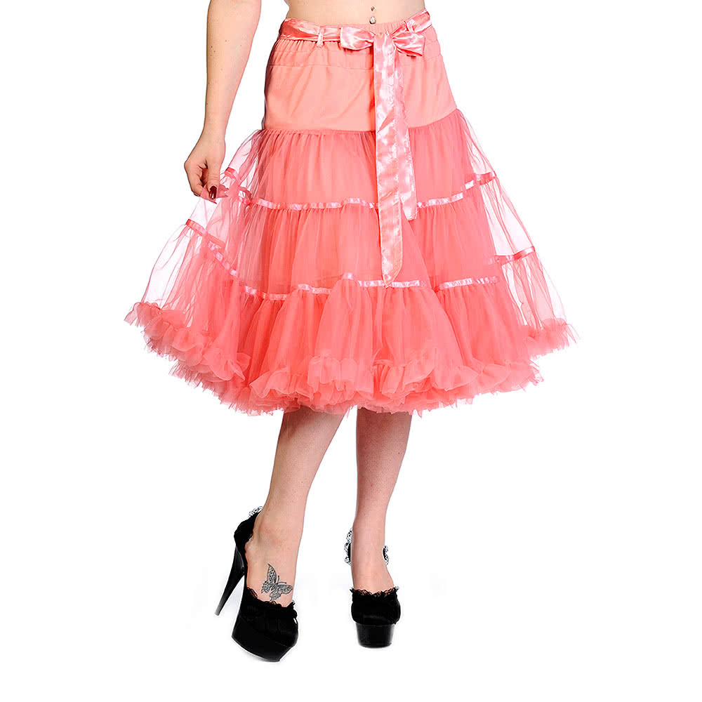 Banned 50s 24 Petticoat (Pink)
