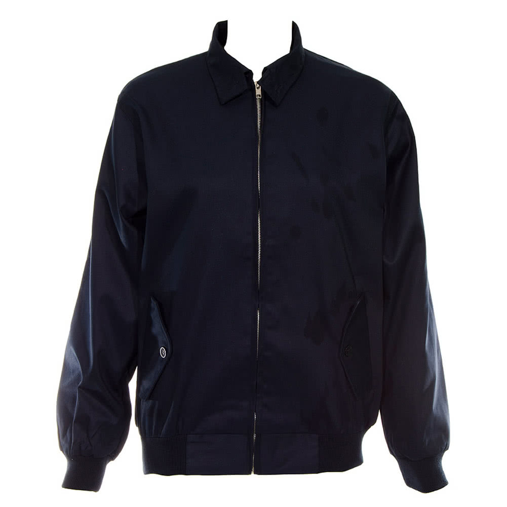 Banned Harrington Jacket (Blue)