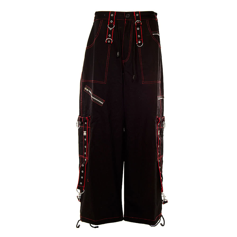 Dead Threads Terror Trousers (Black/Red)