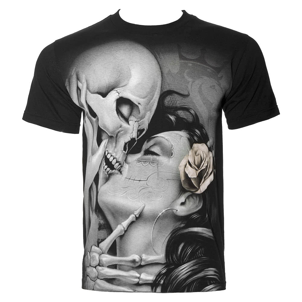OG Abel Love Lost T Shirt (Black)