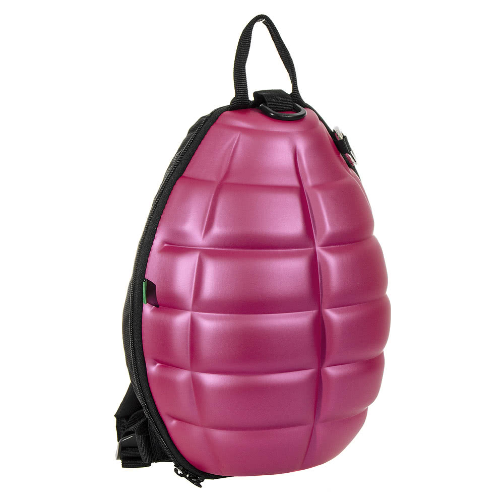 Blue Banana Grenade Backpack (Pink)