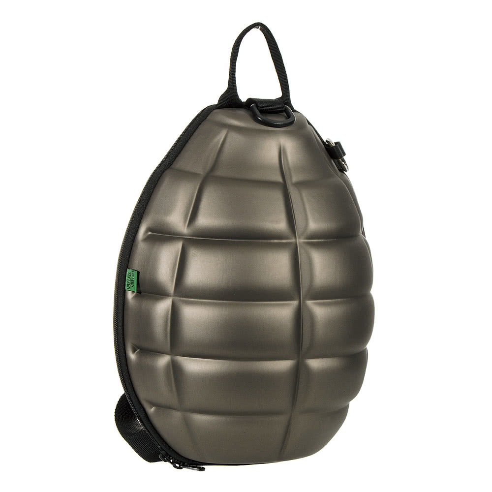 Blue Banana Grenade Backpack (Pewter)