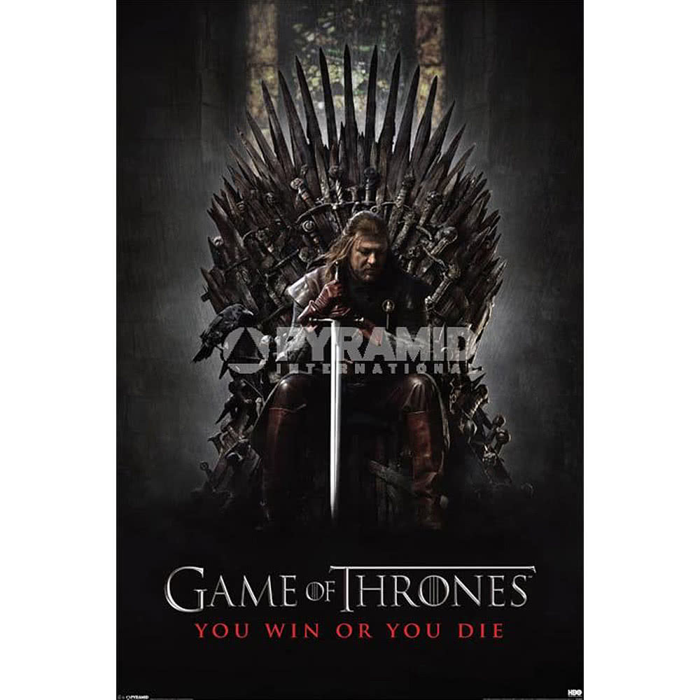 Game Of Thrones Win Or Die Poster