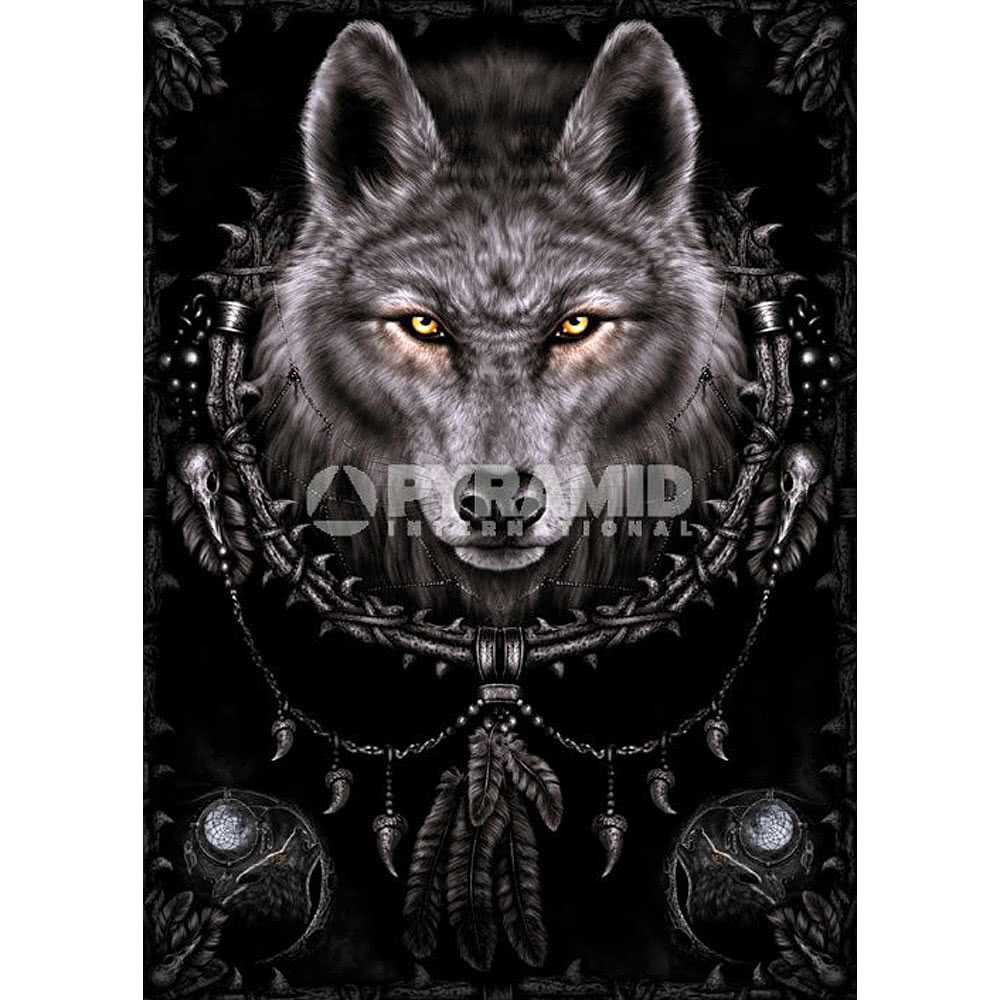 Wolf Dreams Poster