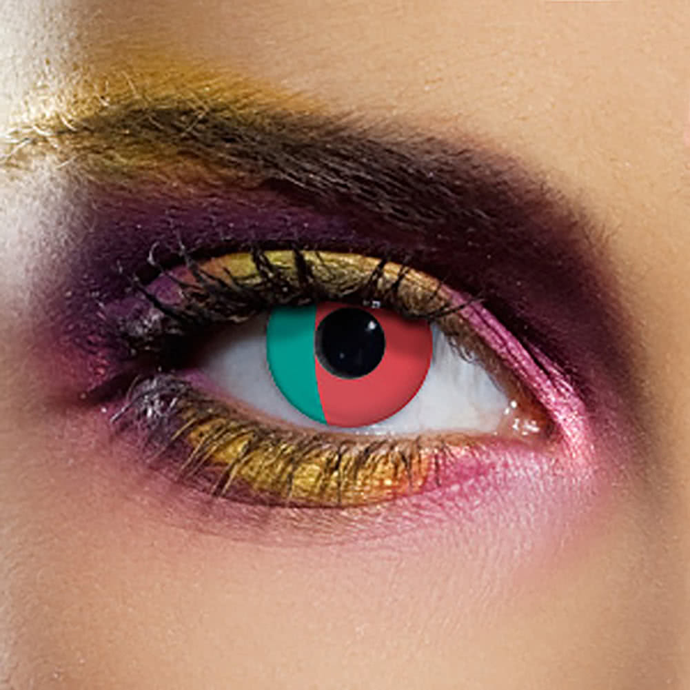 EDIT 90 Day Flag Contact Lenses (Portugal)