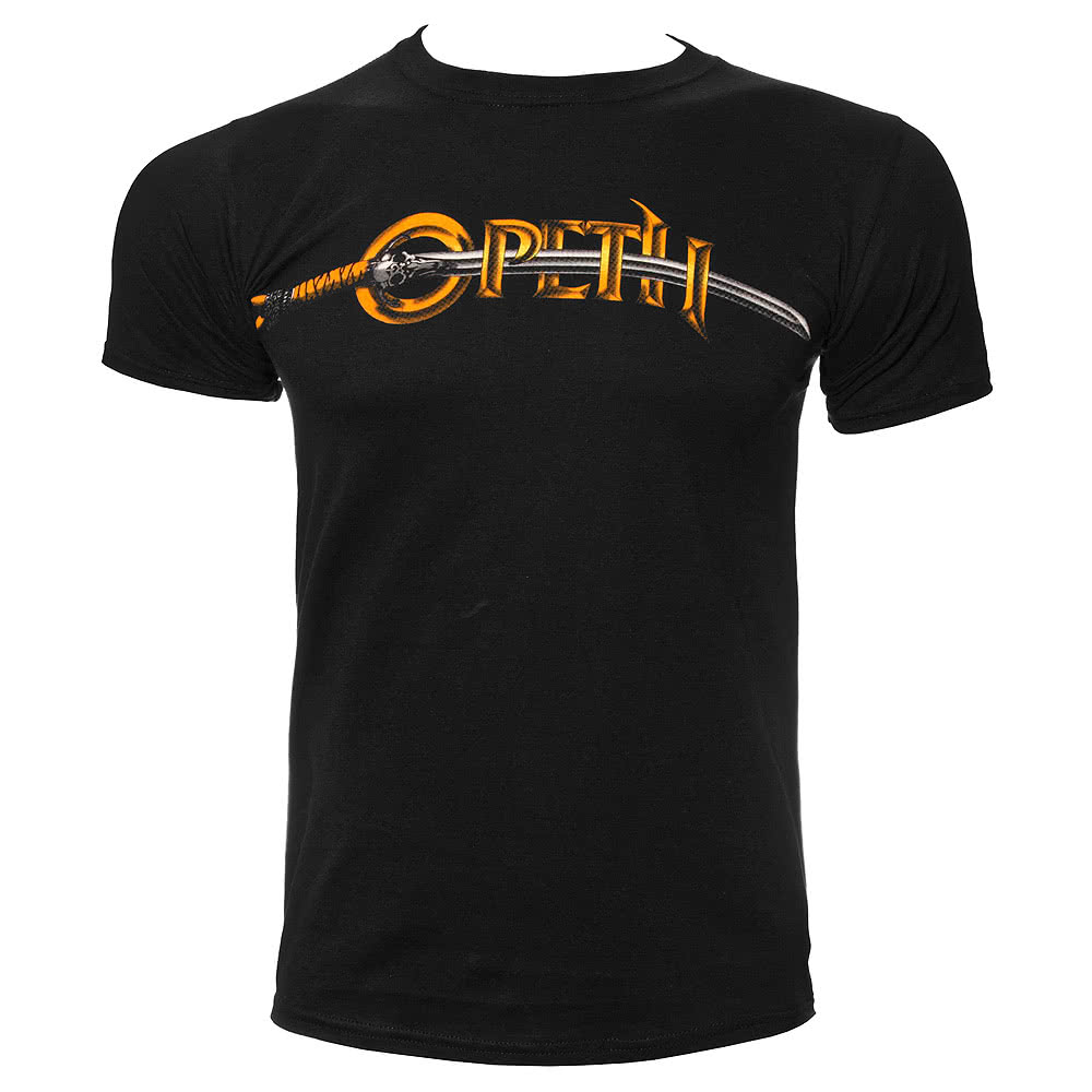 Opeth Enemies T Shirt (Black)