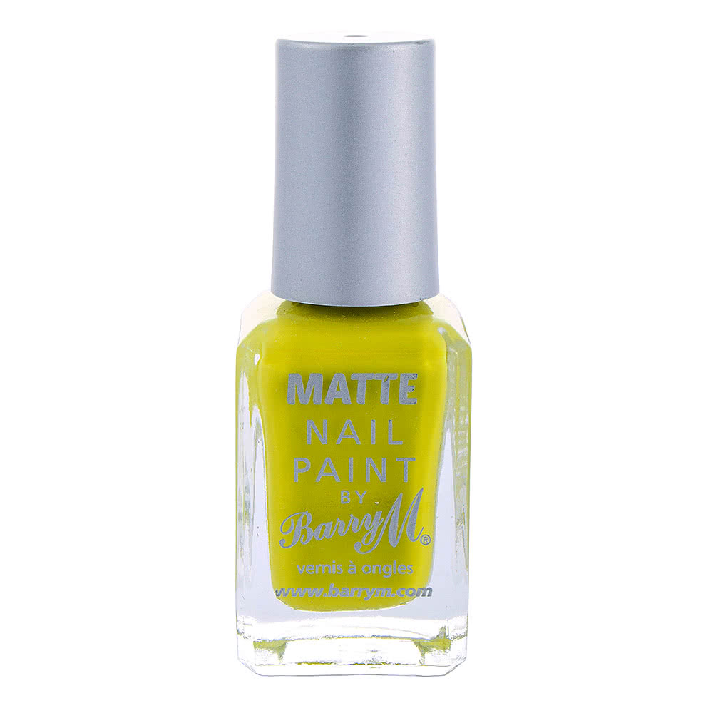 Barry M Matte Nail Paint (Waikiki)
